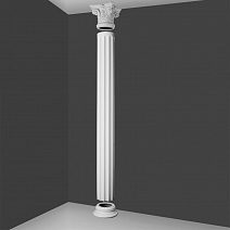 Orac Set Full Column Corinthian fluted low