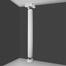 Orac Set Full Column Ionic fluted low