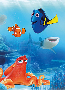 Komar 4-446 (Dory and Friends)