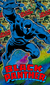 Komar VD-008 (Marvel Comics Black Panther)