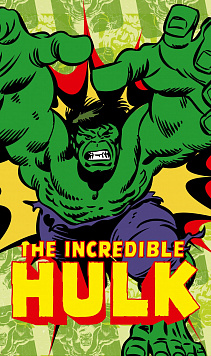 Komar VD-009 (Marvel Comics The Incredible Hulk)